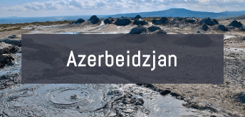 Knop voor voor Backpacken Azerbeidzjan