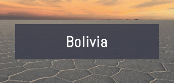 Knop voor voor Backpacken Bolivia