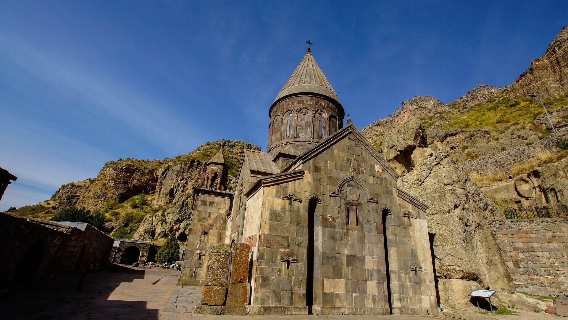 Het Klooster van Geghard