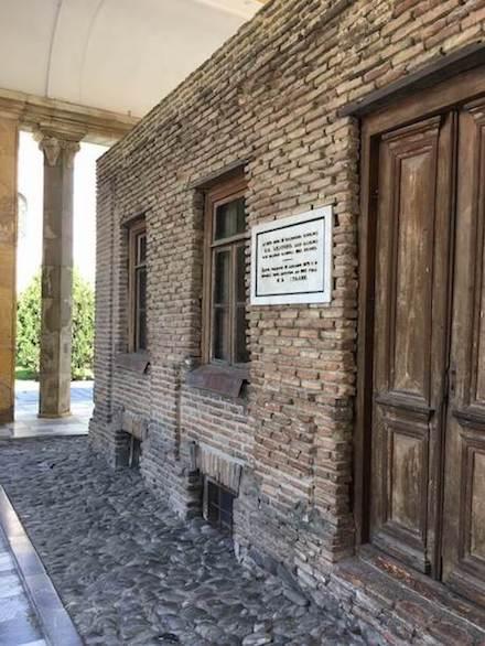 Geboortehuis van Stalin in Gori