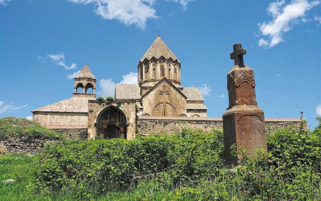 Kerk in de Republiek Artsakh