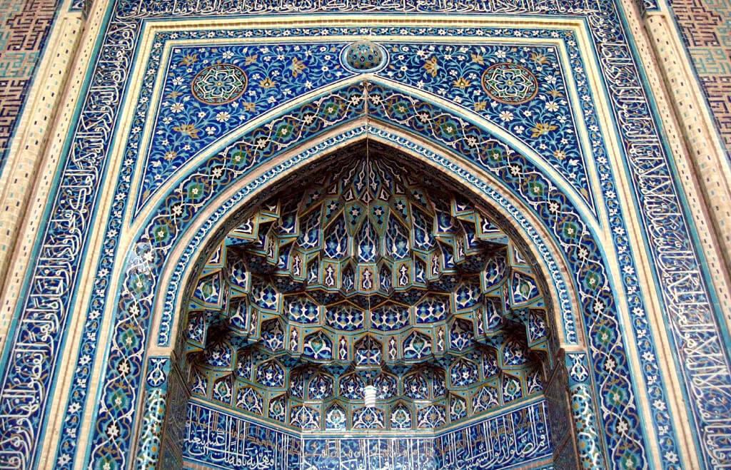 Gebedsnis van de vrijdagmoskee van Yazd